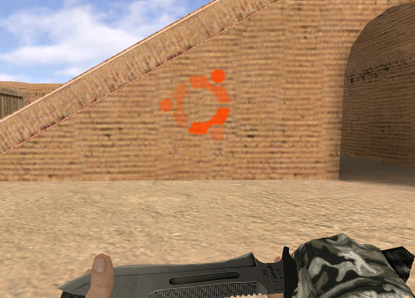 ubuntu counter-strike